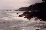 Rocas en la Playa ElAlmejal