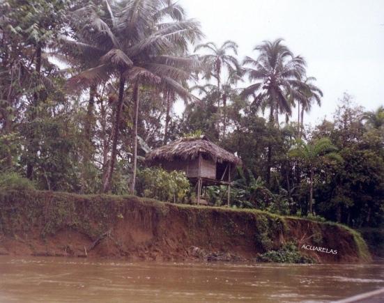 Casa en el Río Valle