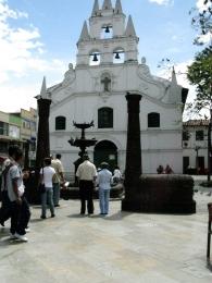 Iglesia de la Veracruz (1712)
