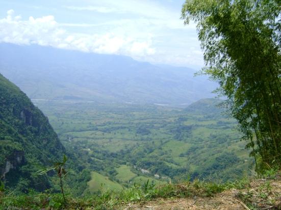 Valle del Río Cauca
