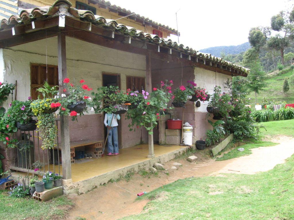 Colombia acuarela del mundo for Casa colombia
