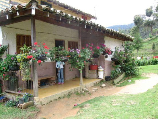 Casa campesina