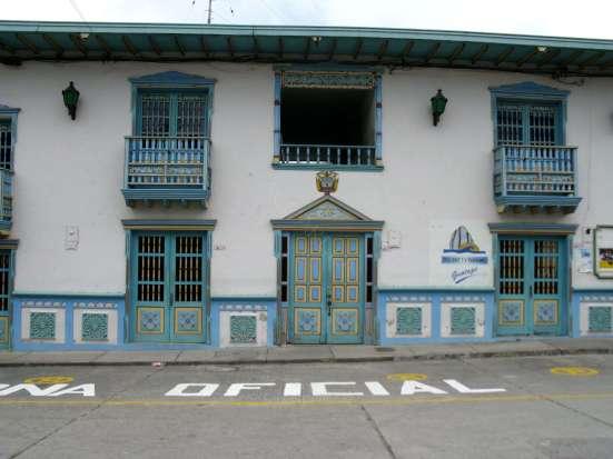 Arquitectura típica del municipio