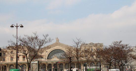 Gare de l'Est, París (1849)