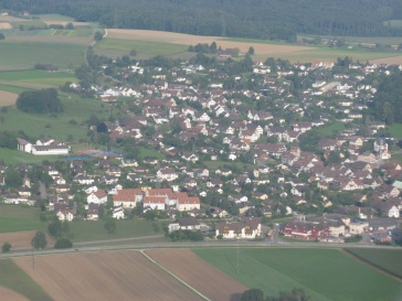 Vista de Zurich