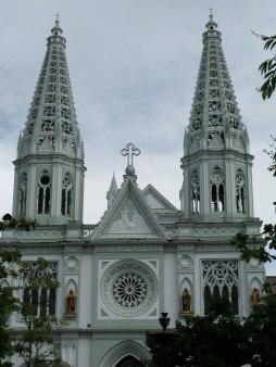 Iglesia Nuestra Señora de las Mercedes, Andes
