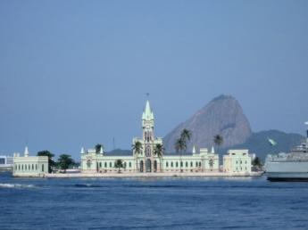 Isla Fiscal, Rio de Janeiro
