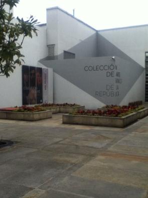 Museo de Arte del Banco de la República, Bogotá