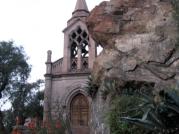 Ermita de Benjamín Vicuña Mackenna, Cerro santa Lucía