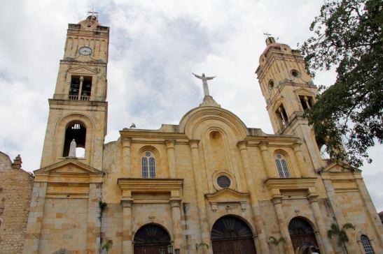 Iglesia Santa Bárbara, La Mesa