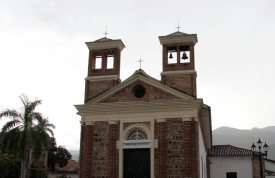 Iglesia de Nuestra Señora de Chinquinquirá, Santa Fé de Antioquia