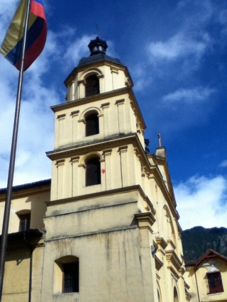 Iglesia de Nuestra Señora de la Candelaria, Bogotá
