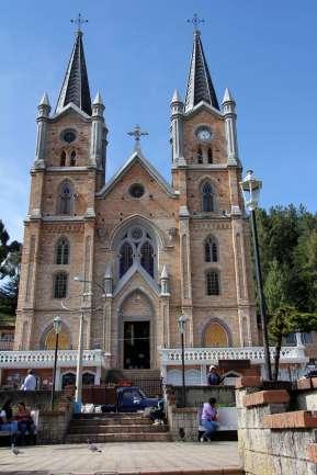 Iglesia Nuestra Señora del Rosario, Belmira