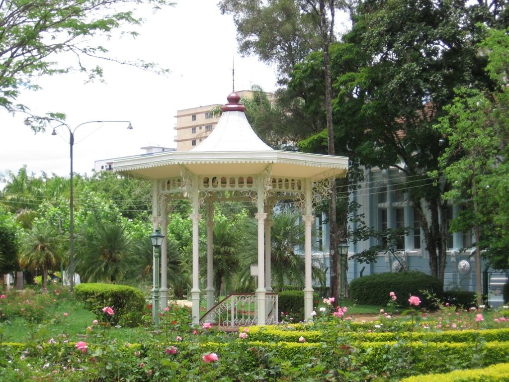 Parque das Aguas, Caxambu
