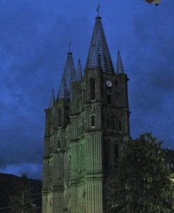 Basílica Menor de la Inmaculada Concepción, Jardín