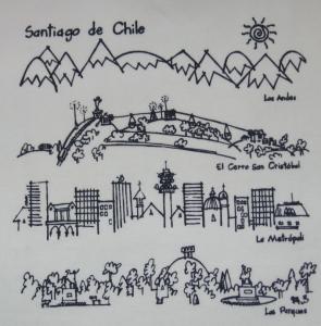 Para visitar en Santiago de Chile