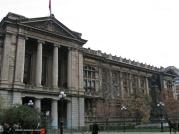 Palacio de los Tribunales de Justicia de Santiago de Chile
