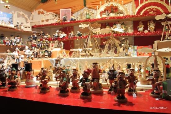 Figuras navideñas Alemanas