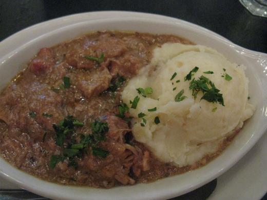 Ola's Famous Veal Goulash