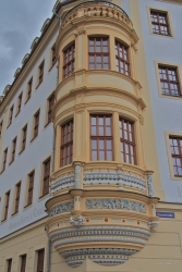 Edificios en Neumarkt, Dresde