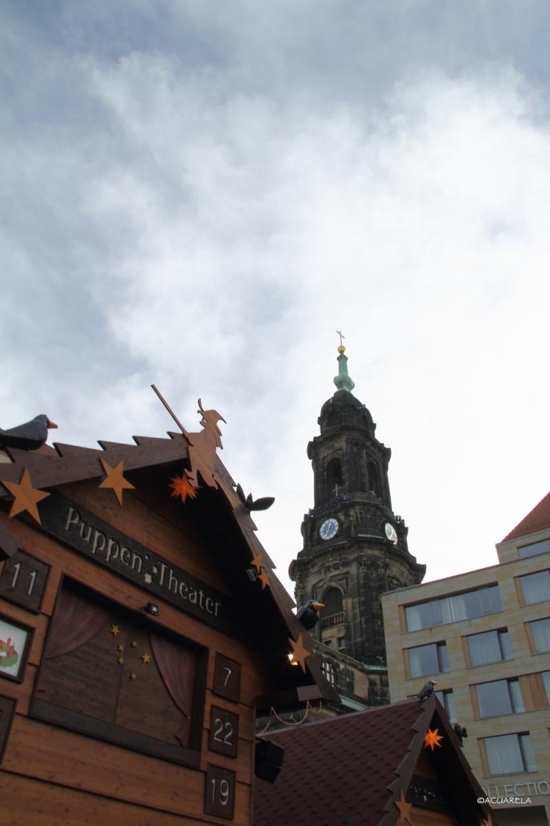 Dresde, teatro titeres
