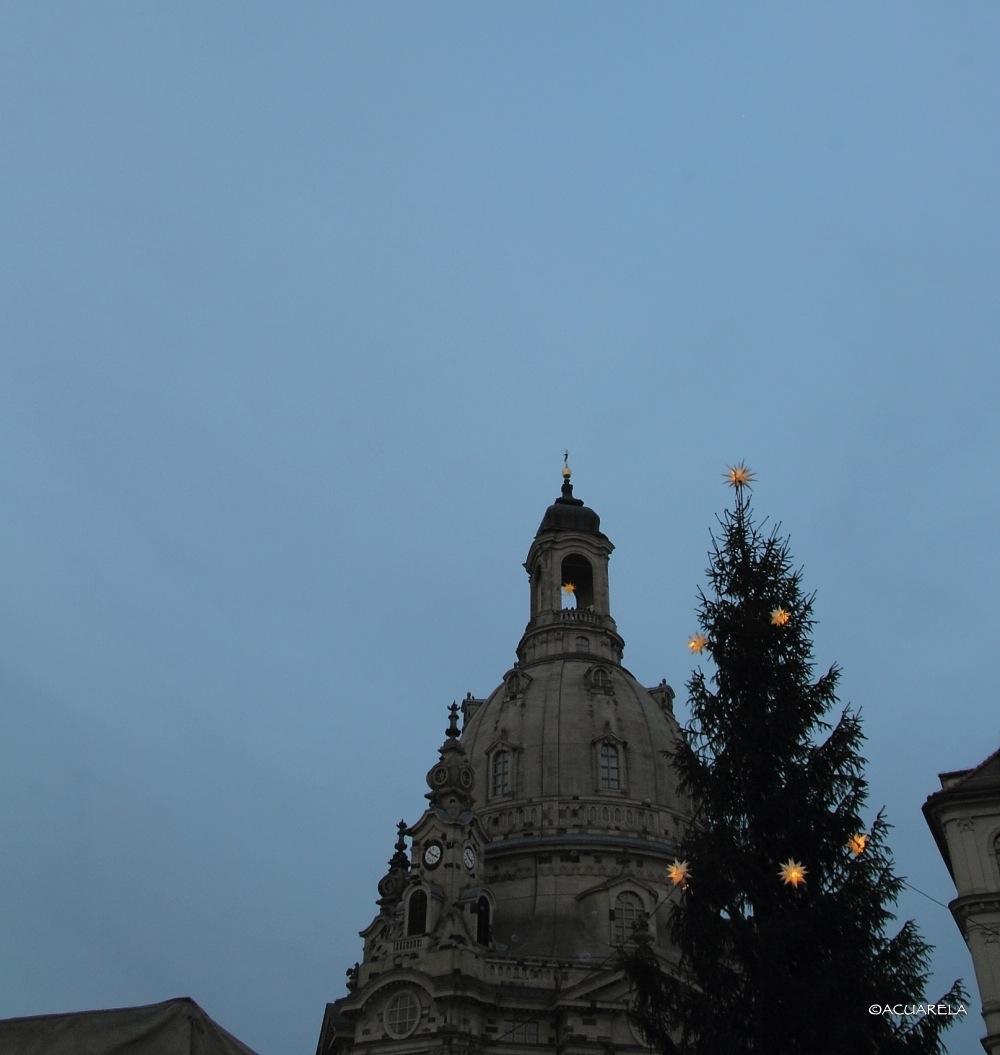 Dresden at Frauenkirche
