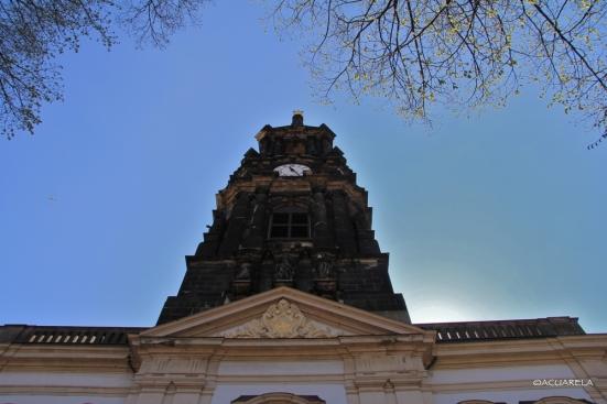 Dreikönigskirche Dresde