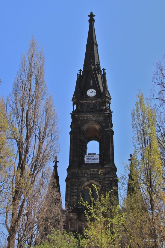 Martin Luther Kirche, Dresde