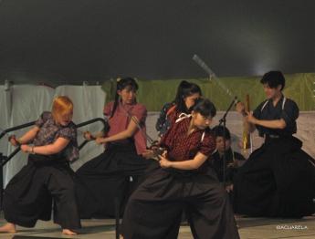 Artes Marciales, Sakura Matsuri
