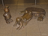 Life Underground, Tom Otterness