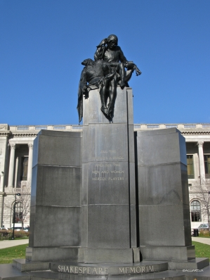 Shakespeare Memorial Park, Free Library of Philadelphia