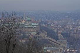 Buda con el Castillo de Buda